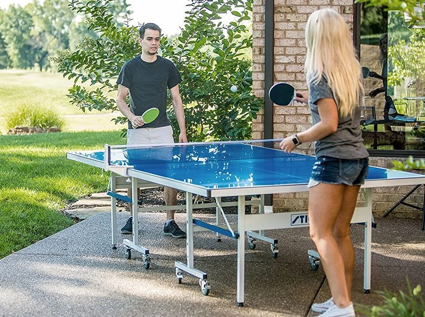 7 Best Outdoor Ping Pong Tables - Enjoy the Game and the Sun Simultaneously