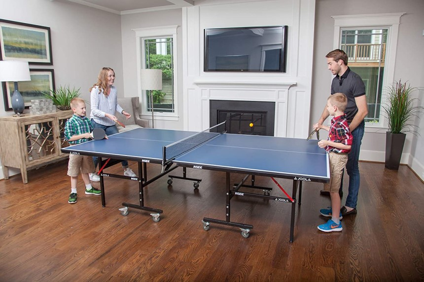 7 Best Ping Pong Tables under $500 - Nice Quality at an Affordable Price!