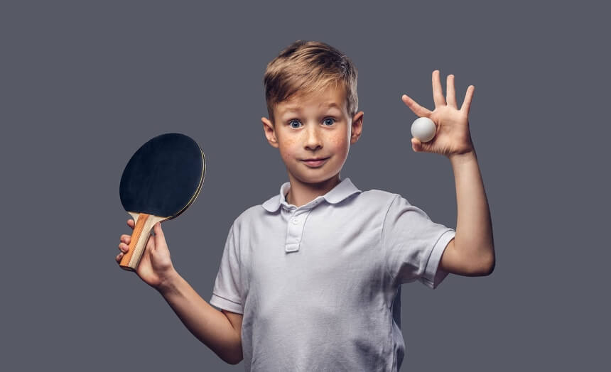 7 Best Ping Pong Paddles for Beginners - That's a Good Start!