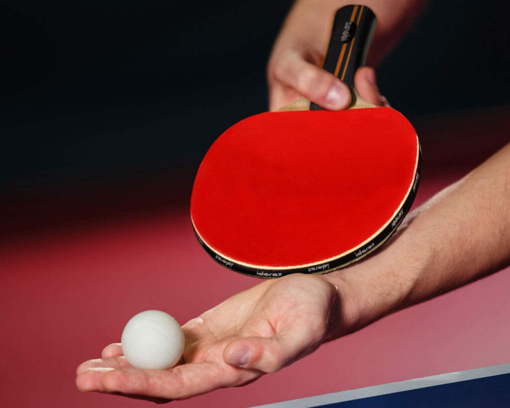 5 Best Ping Pong Paddles for Intermediate Players - Get the Best Results!