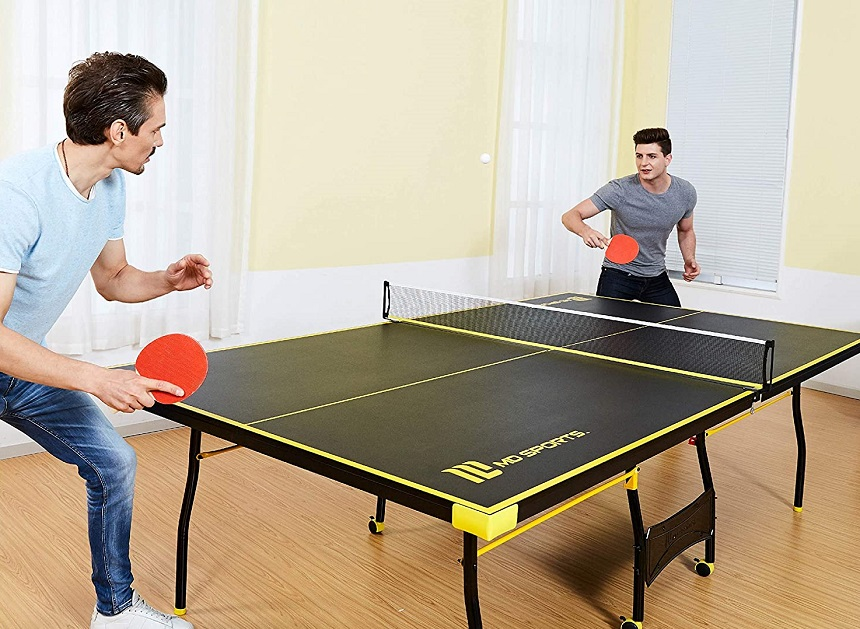 6 Awesome Ping Pong Tables Under 300 Dollars - Fun Game is Now Affordable