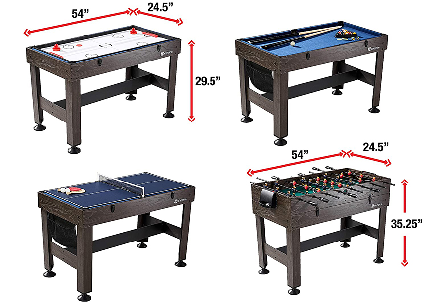 6 Best Pool Table Ping Pong Combos for a Perfect Game
