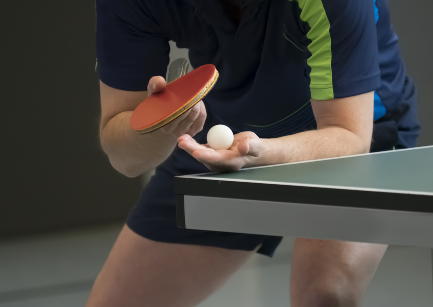 How to Make Your Ping Pong Paddle Sticky Again