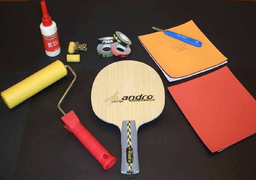 How to Replace Ping Pong Paddle Rubber and Play Better