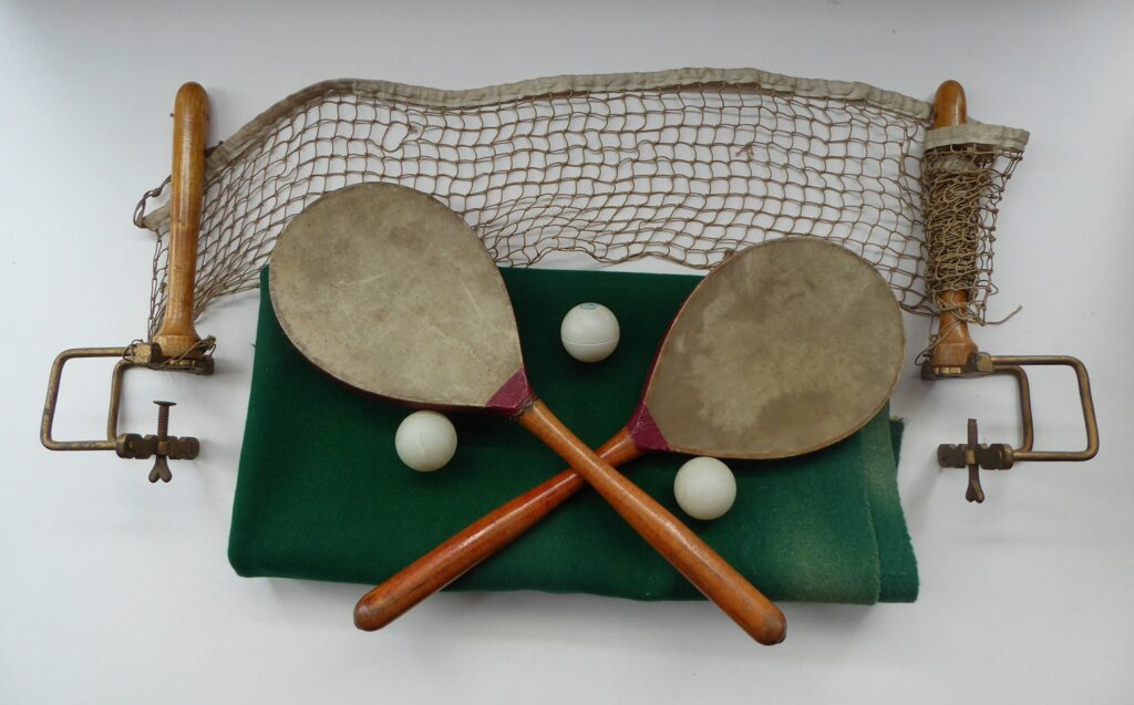 Who Invented Table Tennis: A Brief History